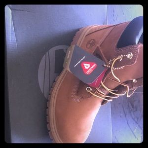 Size 5.5 Timberland boots brand new